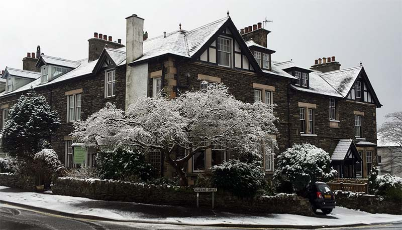 Guest House In Windermere Winter Specials